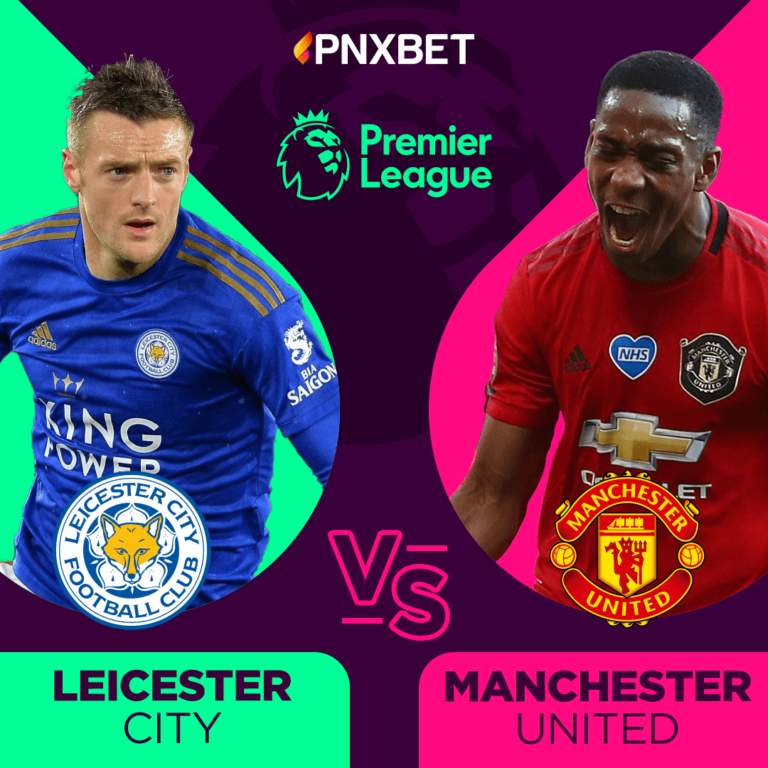 LEICESTER CITY F.C. – MANCHESTER UNITED F.C.